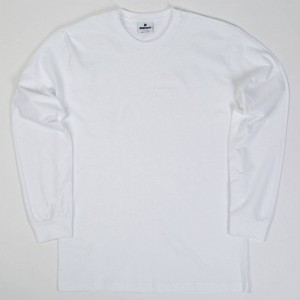 Undefeated Men Fuck Out Of Here LS Tee (white)