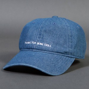Barney Cools Thanks Lads Cap (denim/blue)