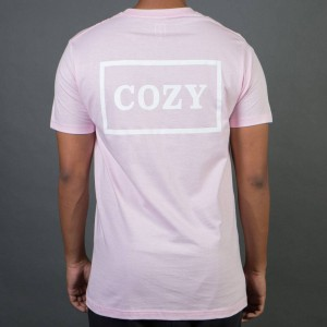 Team Cozy Men Cozy Box Tee (pink)
