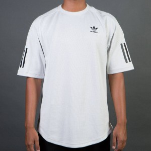 Adidas Men Nova Relaxed Jersey (white)