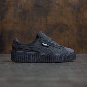 Puma x Fenty By Rihanna Women Creeper Velvet (gray / glacier)