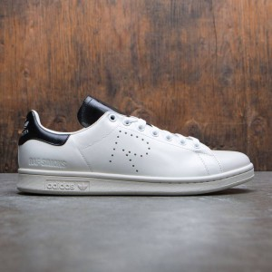 Adidas x Raf Simons Men Stan Smith (white / optic white / core black / talcs)