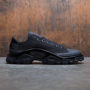 Adidas x Raf Simons Men New Runner (black / core black)