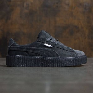 Puma x Fenty By Rihanna Men Creeper Velvet (gray / glacier)