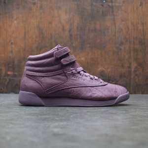 Reebok Women Freestyle Hi FBT (burgundy / smoky orchid)