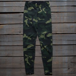 Adidas Consortium Day One Men Camo Leggings (camo / camo print)