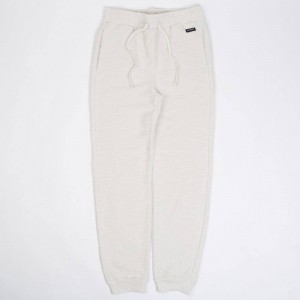 Stussy Women Swan Lounge Pants (white / natural)