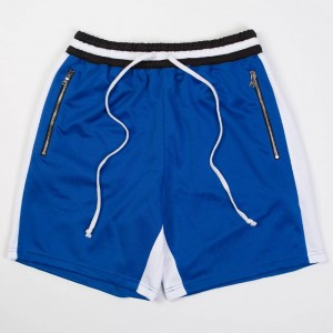 Lifted Anchors Men Track Shorts - BAIT Exclusive (blue)