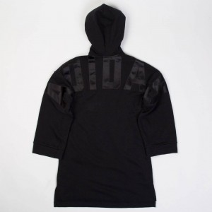 Adidas Women Lettering Sweat Dress (black)