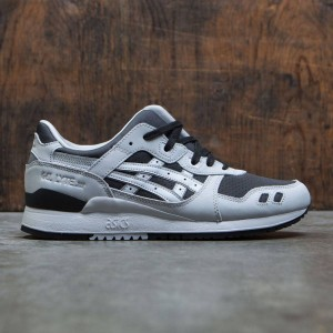 Asics Tiger Men Gel-Lyte III (black / glacier gray)