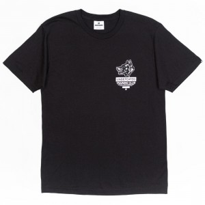 Undefeated Men Training Club Tee (black)