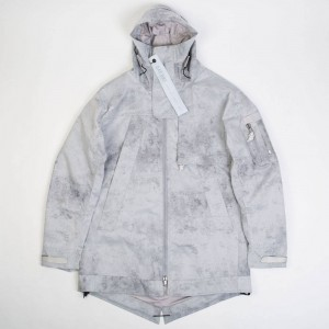 Adidas Day One Men 3L Jacket (gray / concrete)