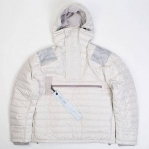 Adidas Day One Men Down Padded Jacket (gray / talc)