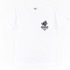 Undefeated Men Training Club Tee (white)