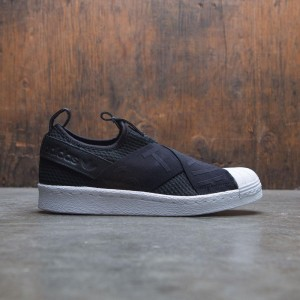 Adidas Women Superstar SlipOn W (black / core black / footwear white)