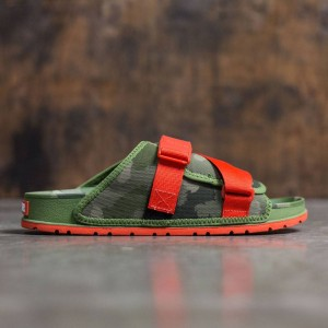 People Footwear x Poler Men Lennon Chiller (green / camo)