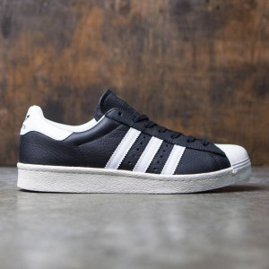 Adidas Men Superstar Boost (black / footwear white / gold metallic)