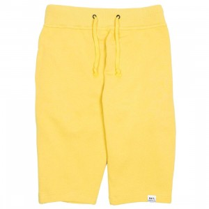BAIT Men Sweat Shorts (yellow)