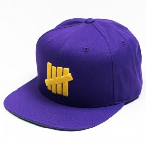 Undefeated 5 Strike HO17 Cap (purple)