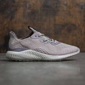 Adidas Men Alphabounce EM (tan / tech earth / clear brown / crystal white)
