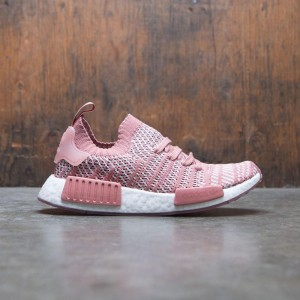 Adidas Women NMD R1 STLT Primeknit W (pink / ash pink / orchid tint / footwear white)