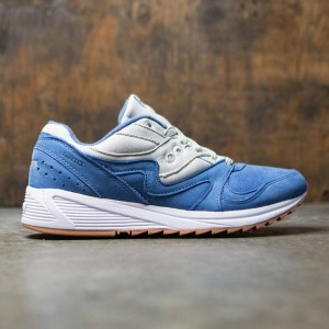 Saucony Men Grid 8000 (blue / light gray)