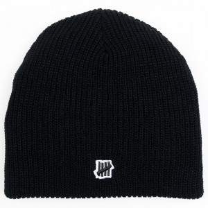 Undefeated 5 Strike Beanie (black)