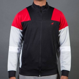 Staple Men Athletic Track Jacket (black)