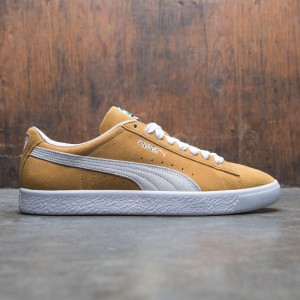 Puma Men Suede - 90th Anniversary (yellow / mustard / white)