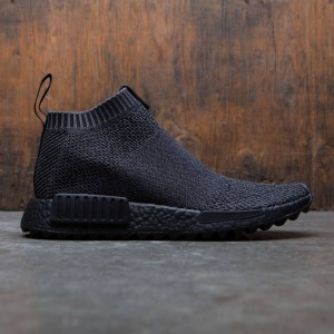 Adidas Consortium x The Good Will Out Men NMD CS1 Primeknit (black / core black)
