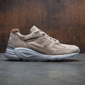 New Balance Men 990v2 Winter Peaks M990TN2 - Made In USA (tan / white)