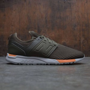 New Balance Men 247 Sport MRL247KO (olive / orange)