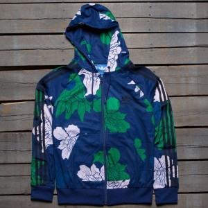 Adidas Women Light Full-Zip Hoodie (navy / dark blue / green / clear pink / dark marine)