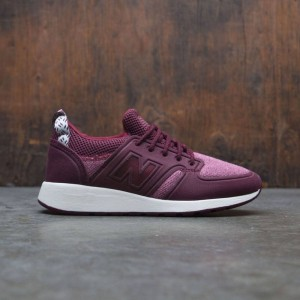 New Balance Women 420 Slip-On WRL420SS (burgundy)