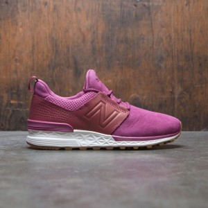 New Balance Women 574 WS574DP (red)