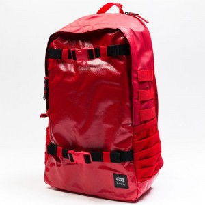 Nixon x Star Wars Smith Backpack - Praetorian Guard (red)
