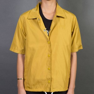 Stussy Women Neilson Coach Jacket (gold)