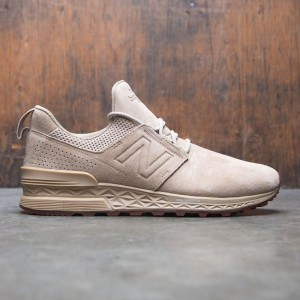 New Balance Men 574 MS574DD (tan / sand)