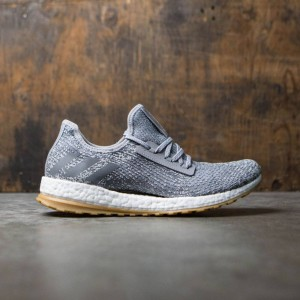 Adidas Women PureBOOST X ATR (gray / vista grey / silver metallic)