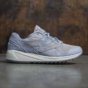 Saucony Men Grid 8000 - Dirty Snow (gray)