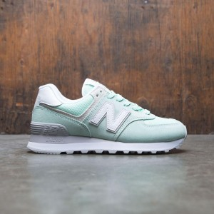New Balance Women 574 WL574ESM (green)
