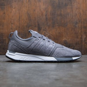 New Balance Men Suede 247 MRL247LY (gray / white)