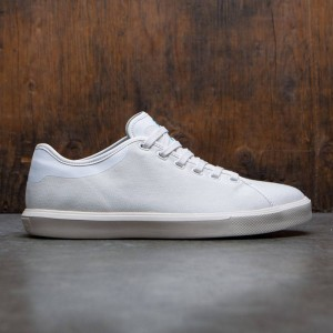 Native Men Monaco Low Canvas (white / white)