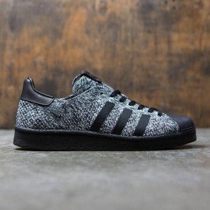 Adidas Consortium x Sneakersnstuff x Social Status Men Superstar BOOST Sneaker Exchange (white / black)
