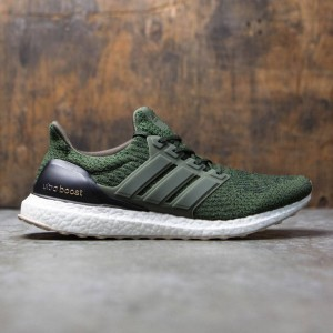 Adidas Men UltraBOOST (green / night cargo / clay brown)