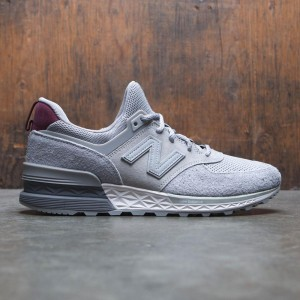 New Balance Men 574 Sport Peaks to Streets MS574OF (gray / team away grey / nimbus cloud)