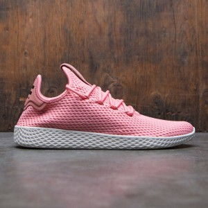 Adidas x Pharrell Williams Men Tennis HU (pink / tactile rose / raw pink)