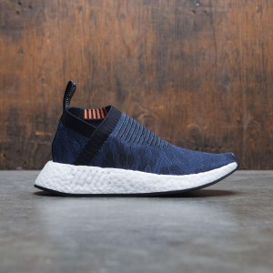 Adidas Women NMD CS2 Primeknit W (black / noble indigo / footwear white)