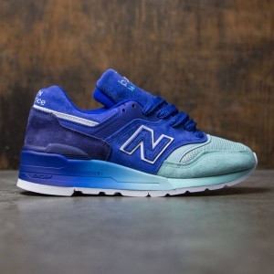 New Balance Men 997 M997NSB - Made In USA (navy / blue / ozone blue glow)