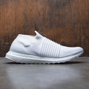 Adidas Men UltraBOOST Laceless (white / footwear white / talc)